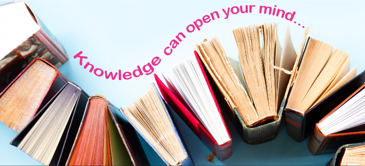 Knowledge is The Key to Open Doors for You